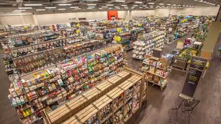 Homesense store opens in Weston. Picture: Francis Hawkins