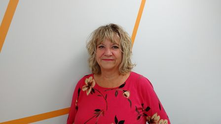 Doreen Smith, the chief executive of Voluntary Action North Somerset (VANS).