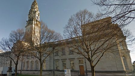 Cardiff Crown Court. Picture: Google Maps