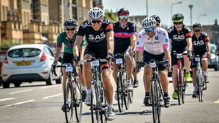 Great Weston Ride. Picture: Andrew Hobbs Photography/Sportive Photo Ltd