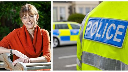 PCC Sue Mountstevens said it is 'no suprise' fewer officers are working across Avon and Somerset.
