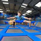 Happiness in the air: kids love bouncing at Airhop