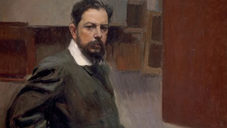 Self-Portrait. Found in the collection of Museo Sorolla, Madrid. (Photo by Fine Art Images/Heritage