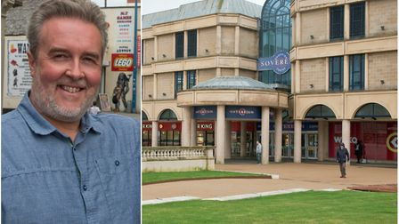 Paul Batts believes Weston's businesses could benefit from the Sovereign Centre deal. Pictures: Mark