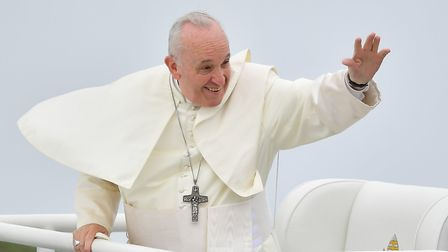 Pope Francis (question one) (Photo By Brendan Moran/Sportsfile via Getty Images)