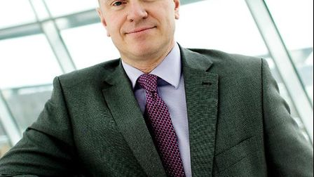 Dave Lees is Bristol Airport's new chief executive. Picture: Bristol Airport