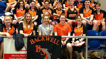 Backwell Swimming Club. Picture: Persimmon Homes