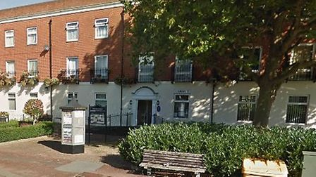 Highbridge Library is set to close with no-one keen to run it in future.Picture: Google Street View