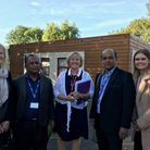 Locking Primary School welcomed visitors from its Sri Lankan partner.