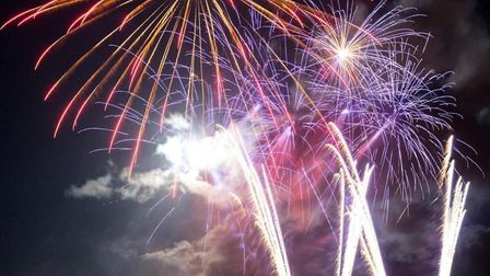 Weston Cricket Club will hold a bonfire night and firework extravaganza. Picture: Mike Lee