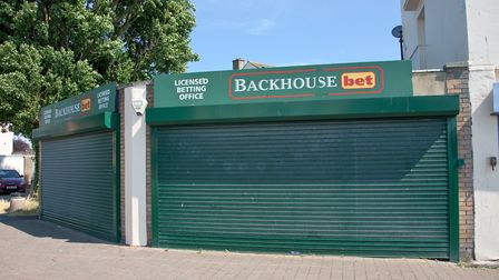 Back House Betting, St Andrew's Parade, Bournville.