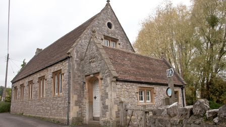 Goblin Combe Environment Centre, in Cleeve. Picture: MARK ATHERTON