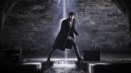 Fantastic Beasts And Where To Find Them: The Crimes Of Grindelwald. Picture: Jaap Buitendijk/Warner