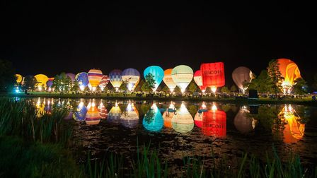 The event was planned for this weekend. Picture: Exclusive Ballooning