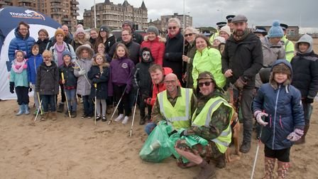 Cleaner Coastlines campaign celebrating it's first anniversary, with Explorers Escape is hosting a b