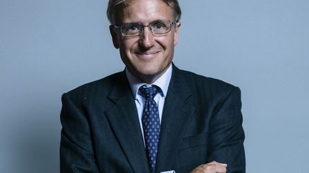 Charles Walker, Conservative MP for Broxbourne (Pic: House of Commons)