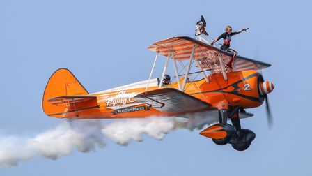 Do you have what it takes to join Weston Hospiceare's wing-walk?