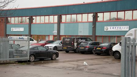 Coffetek, Unit 1 & 2, Portishead Business Park, Old Mill Road. Picture: MARK ATHERTON