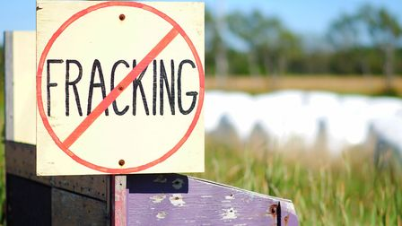 No fracking. Picture: Getty Images