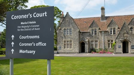An inquest into his death was held at Avon Coroner's Court in Flax Bourton.