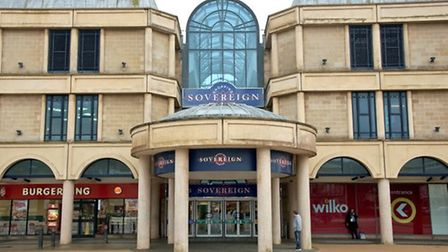 North Somerset Council is hoping to make more than £1million a year from the Sovereign Shopping Cent