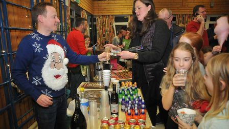 Christmas fair at St Andrew's Primary School. Picture: Jeremy Long