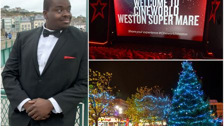Marvin Muoneke will wow the crowd before a Cineworld and Pizza Express vouchers are given away. Pict