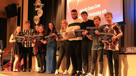 More than 170 youngsters were nominated for awards. Picture: Portishead Youth Centre