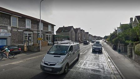 The fire was in a ground floor flat in Milton Road. Picture: Google Maps