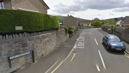 The Chestnuts in Winscombe will be extended. Picture: Google Maps