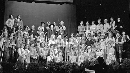 A moving and exciting production of Lionel Bart's musical 'Oliver', by the girls of Rossholme School