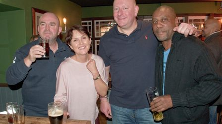 Launch party at the refurbished Old Mill pub which is under new management. Picture: MARK ATHERTO