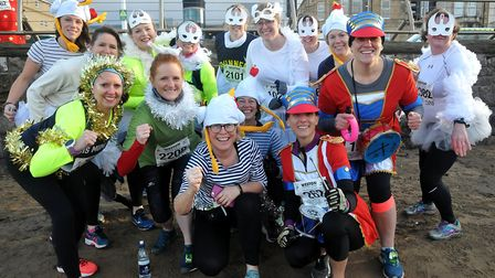 Best Mums Run (12 days of Xmas). Picture: Jeremy Long