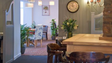 The Poacher, High Street, Portishead, has reopened after extensive refurb. Picture: MARK ATHERTO