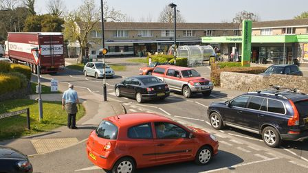 Yatton's PACT has tried to deal with traffic in the village for several years.