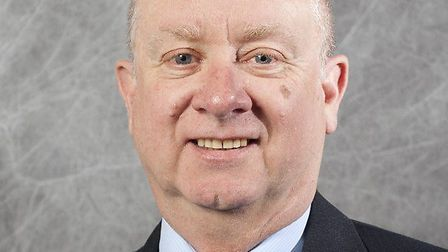 Cllr Leonard Purnell. Picture: Weston Town Council