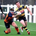Hornets rugby v St Ives. Picture: Jeremy Long