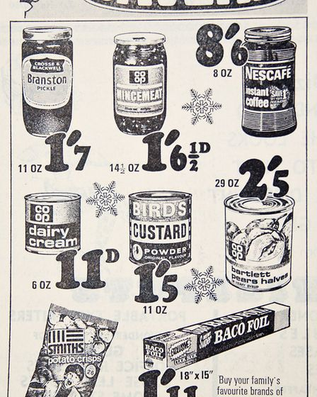Ads 20th December 1968 Edition. Picture: WESTON MERCURY