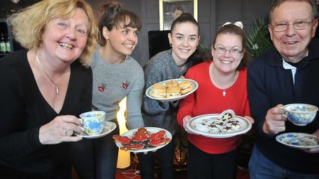 Organiser Sally Kinley Mental health coffee morning being held to raise awareness and funds for Nort