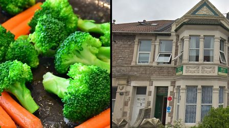 Weston's first vegan bed and breakfast has opened on Clevedon Road. Picture: Google