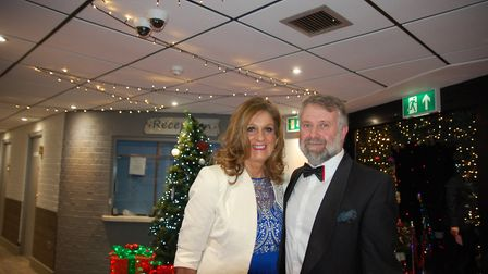 The second Brean Chairty Ball raised thousands of pounds for St Margaret's Hospice Picture: Holiday
