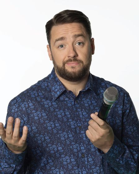 Jason Manford will bring his Muddle Class tour to Weston.
