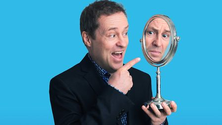 Ardal Ohanlon will bring his hilarious show to Weston. Picture: Mark Nixon