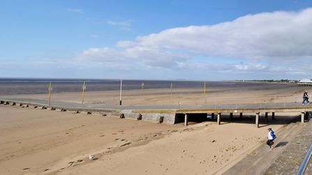 Burnham and Berrow beaches need traders for the next three summer seasons.Picture: Mark Atherton