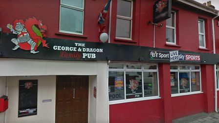 The George and Dragon. Picture: Google Maps