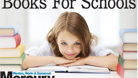 The Mercury has donated 1,900 books to schools through the campaign.