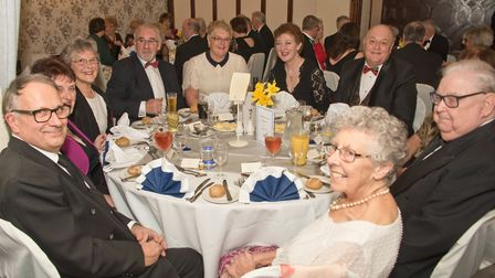 Burns Night celebration for Weston RNLI be at the Commodore Hotel. Picture: MARK ATHERTON