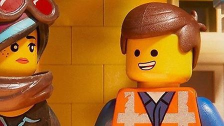 The second LEGO movie. Picture: LEGO Movie