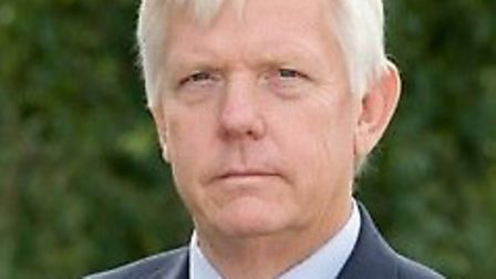 Somerset County Council leader David Fothergill. Picture: BBC