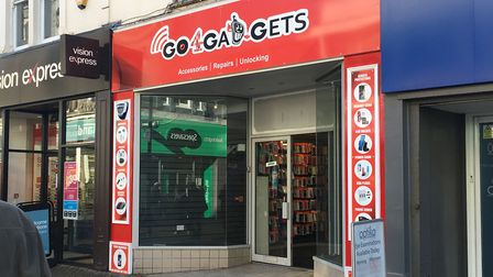 Go4Gadgets has opened in Weston-super-Mare. Picture: Lily Newton-Browne
